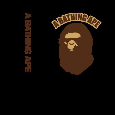 A Bathing Ape vector logo