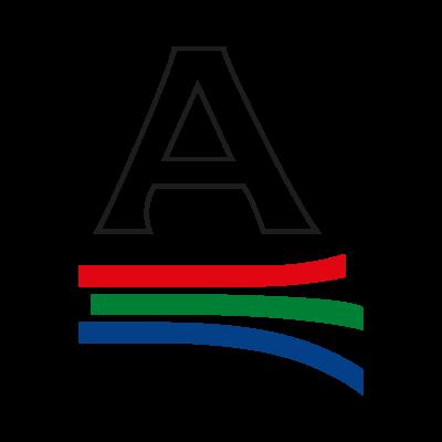 A Color vector logo