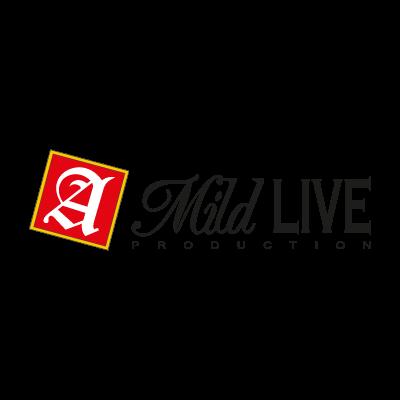 A Mild Live Production logo vector - Logo A Mild Live Production download