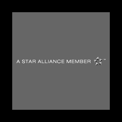 A Star Alliance Member vector logo