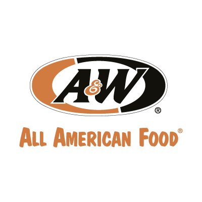 A & W Restaurants vector logo