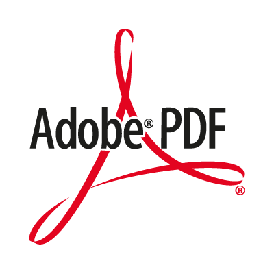 Adobe PDF (.EPS) vector logo