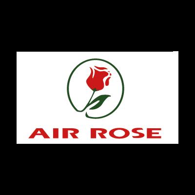 Air Rose vector logo