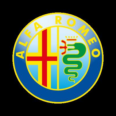 Alfa Romeo Car vector logo