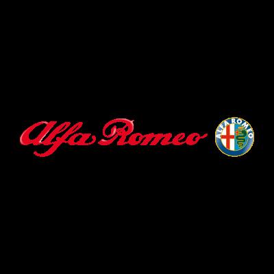 Alfa Romeo Italy vector logo