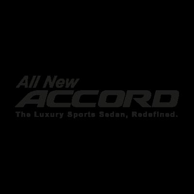 All New Accord vector logo