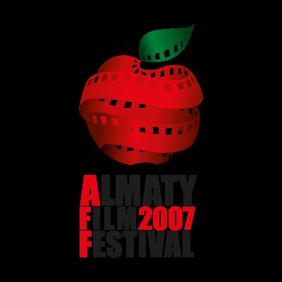 Almaty Film Festival 2007 vector logo