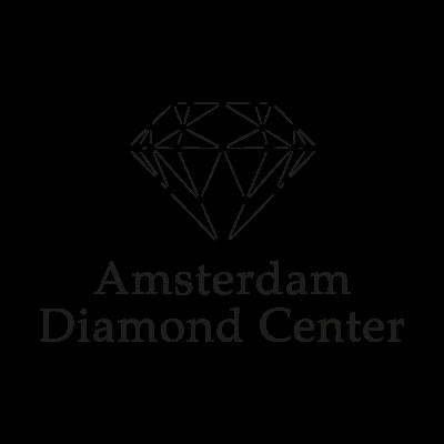 Amsterdam Diamond Center vector logo