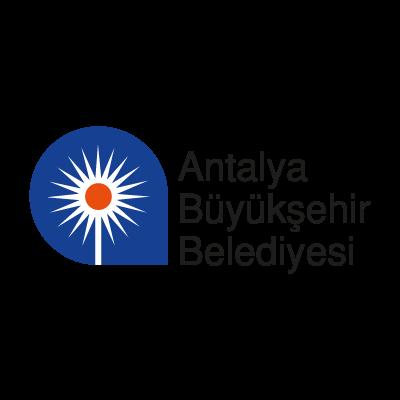 Antalya Buyuksehir Belediyesi vector logo