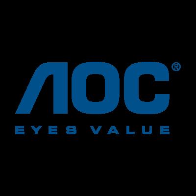 AOC Monitors vector logo