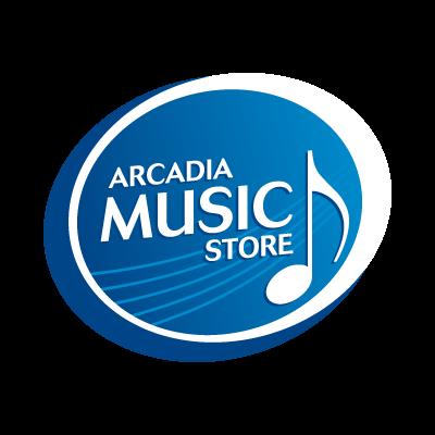 Arcadia Academy of Music School vector logo