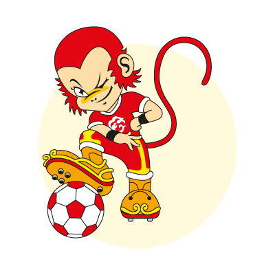 Asian Cup 2004 vector logo