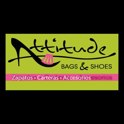 Attitude Bags & Shoes vector logo