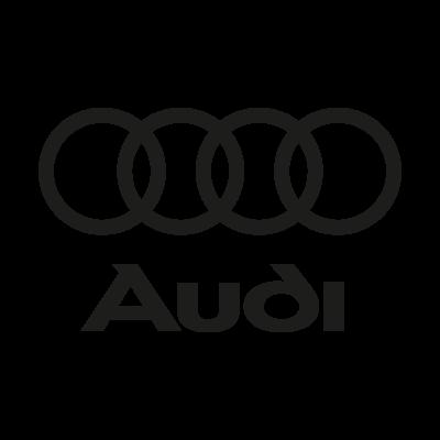 Audi Black vector logo