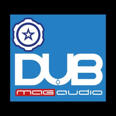 Audiobahn DUB Mag Audio vector logo