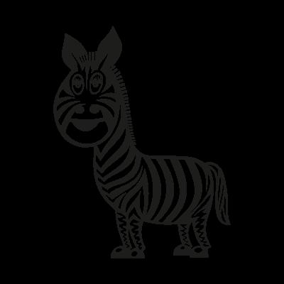 Zebrinha vector