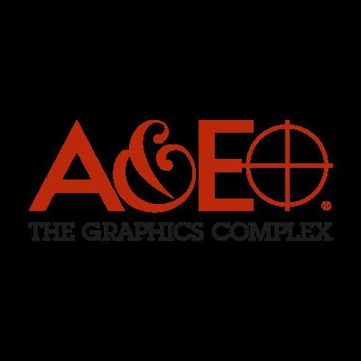 A&E The Graphics Complex vector logo