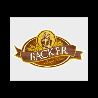 Backer vector logo
