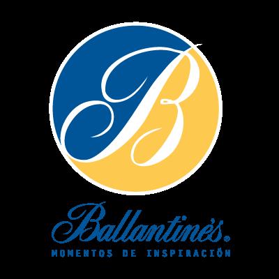 Ballantine's 50 vector logo