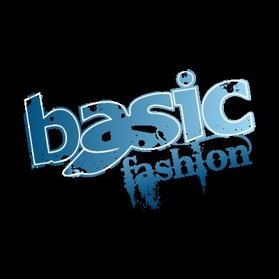Basic Fashion vector logo