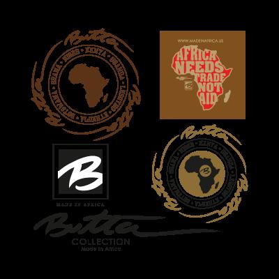 Butta vector logo