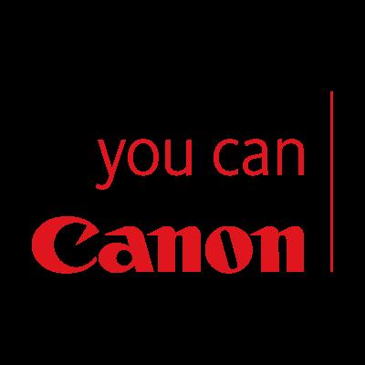 Canon You Can vector logo