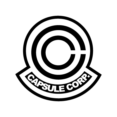 Capsule Corp vector logo