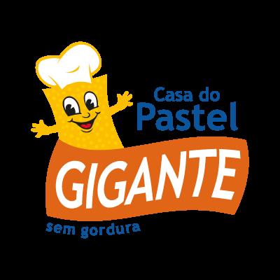 Casa do Pastel Gigante vector logo