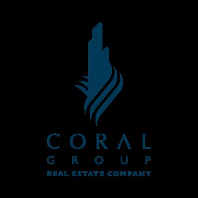 Coral Group vector logo