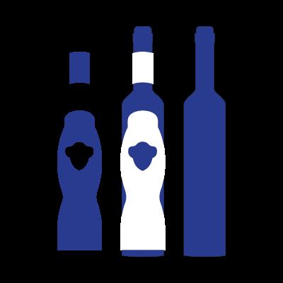 Corralejo, Botella vector logo