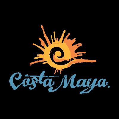 Costa Maya vector logo