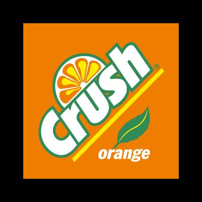 Crush Orange vector logo