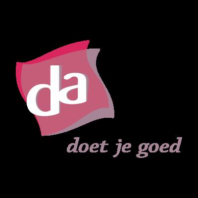 DA Drogist vector logo