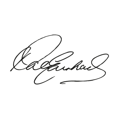 Dale Earnhardt Signature vector logo
