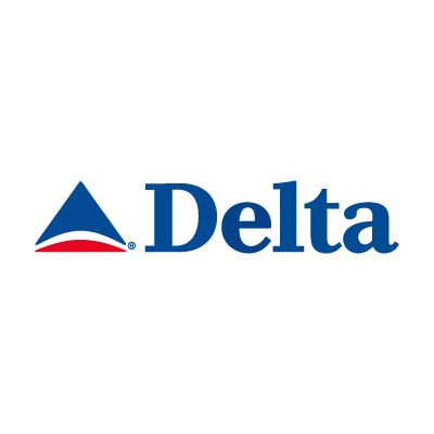 Delta Air Lines vector logo
