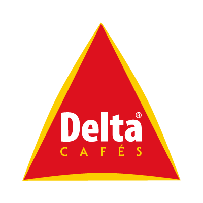 Delta Cafe vector logo