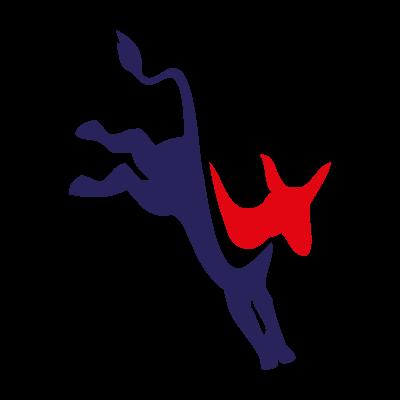 Democratic Party vector logo