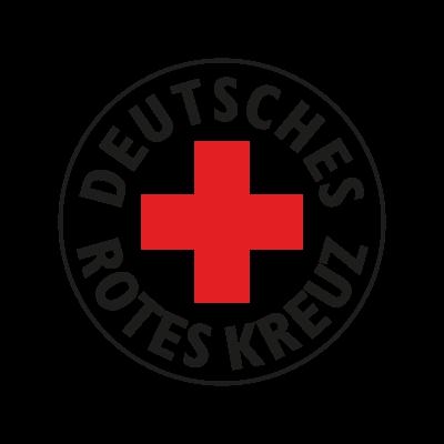 Deutsches Rotes Kreuz vector logo