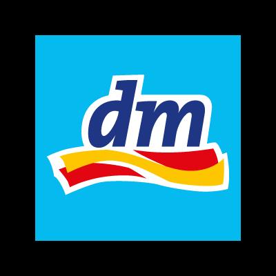 DM Drugstore vector logo