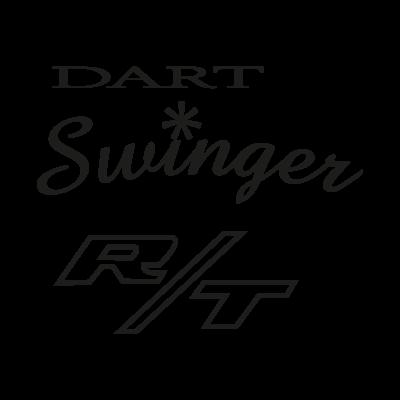 Dodge Dart Swinger vector logo