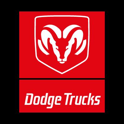 Dodge Trucks vector logo