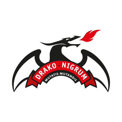 Dragon Obscuro vector logo