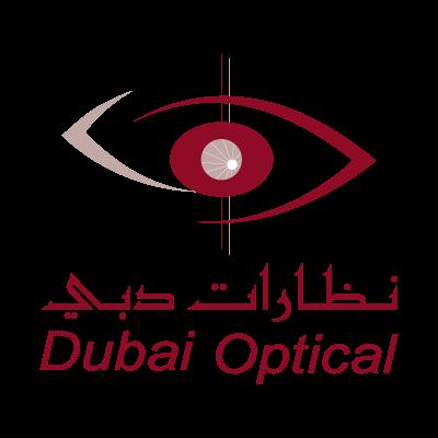 Dubai Optical vector logo