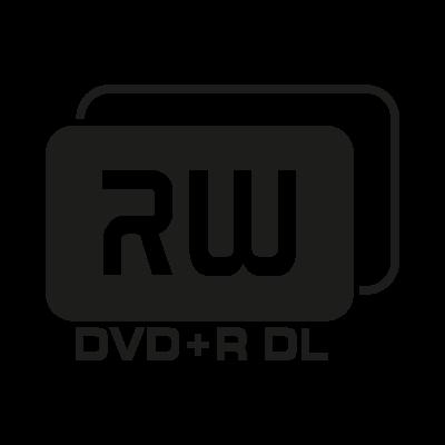 DVD+R DL vector logo