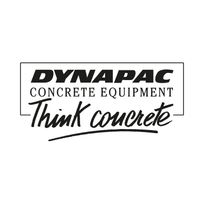 Dynapac Concrete Equipment vector logo