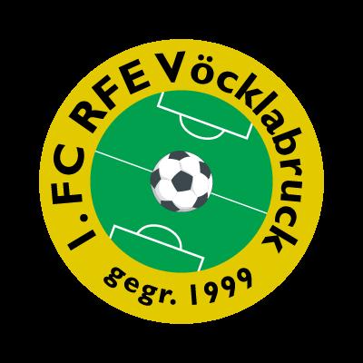 1. FC RFE Vocklabruck vector logo