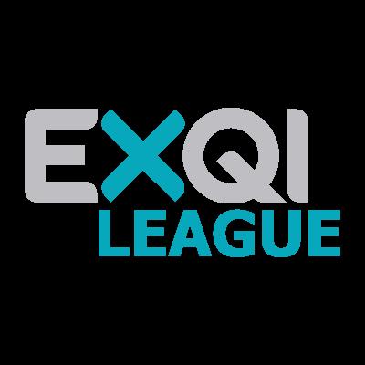 EXQI League vector logo