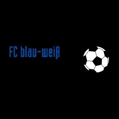 FC Blau Weib Feldkirch vector logo