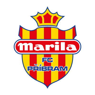 FC Marila Pribram vector logo