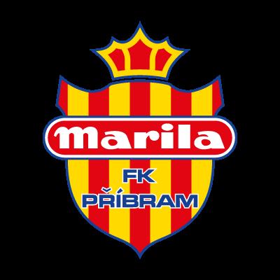 FK Marila Pribram vector logo